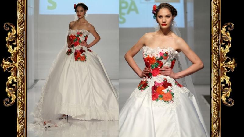 colecciones pasadas vestidos de novia | alta costura